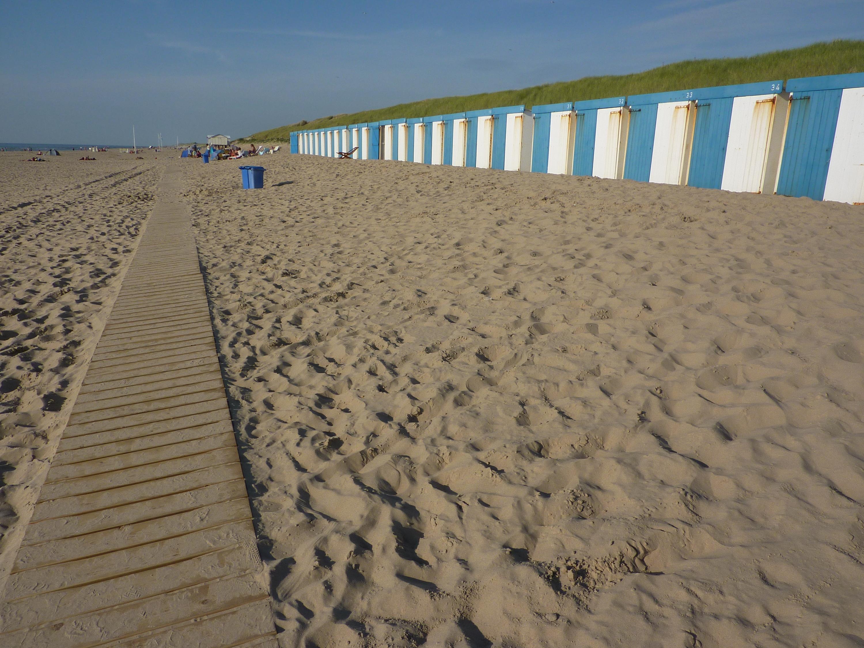 Strandhuisjes Bergen Aan Zee